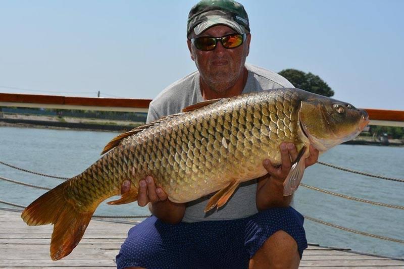 La pescuit in Delta Dunarii