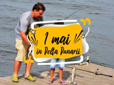 1 Mai in Delta Dunarii 2021 - 4 zile / 3 nopti
