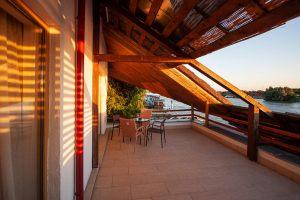 Balcon - Paradise Delta House - Mila 23