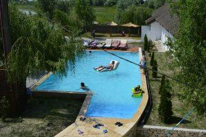 Piscina Paradise Delta House - Mila 23