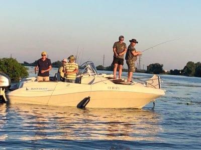Pescuit in Delta Dunarii - Oferta speciala pentru prietenii mei pescari !!!!