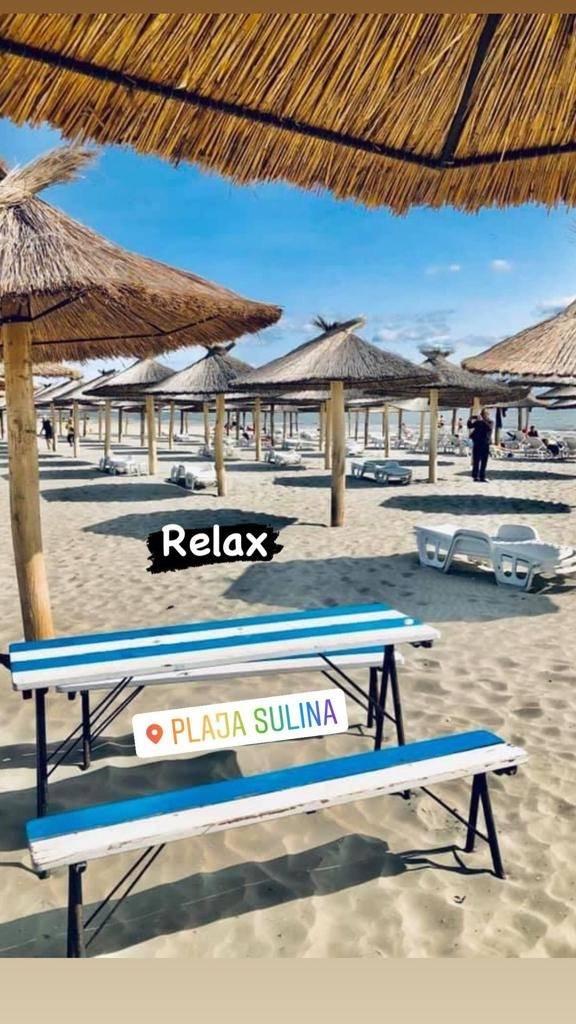 plaja din Sulina